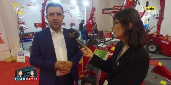 14. AGROEXPO 2019 – ÖZBUDAK MAKİNA / Çiftçi TV