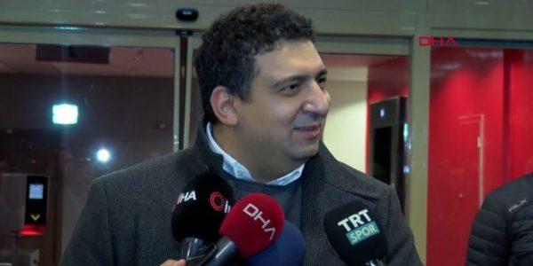 Ali Şafak Öztürk: Maçın kahramanı Mete Kalkavan!