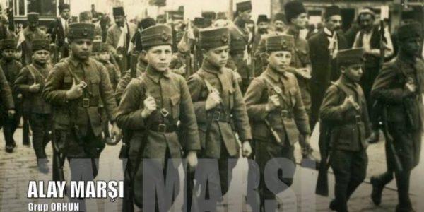 ALAY MARŞI -Grup ORHUN