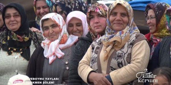 Kültür Kervanı- Akşehir Deveboynu Yaylası 20.Yörük Şöleni