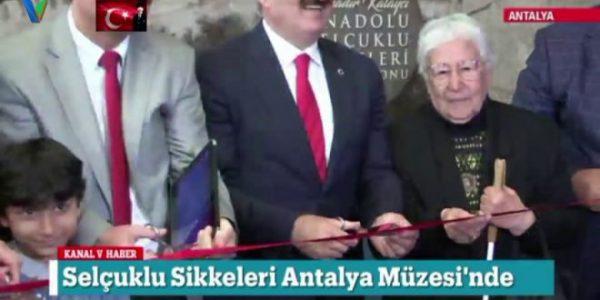 Selçuklu Sikkeleri Antalya Müzesinde