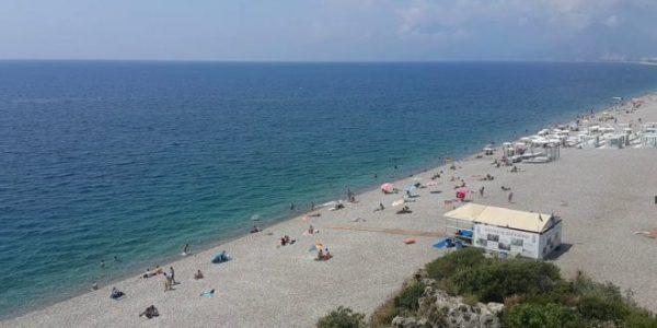 Antalya Varyanttan Plaj ve Deniz Manzarası – Antalya Gezi Tatil