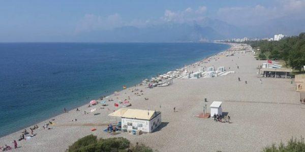 Varyanttan Beach Park'a Yürüyüş – Antalya Gezi Tatil – Full