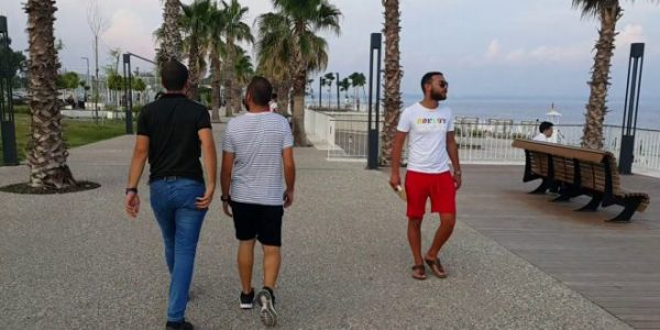 Konyaaltı Sahili Yürüyüş Yolu Antalya Gezi Tatil – Full