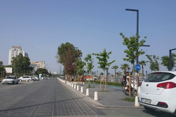 Konyaaltı Sahil Yolu Antalya Şehir Merkezi – Antalya Gezilecek Yerleri