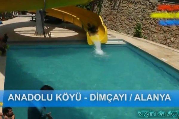 Anadolu Köyü Dimçayı Alanya