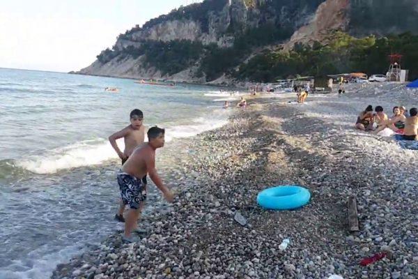 Antalya Plajlarında Yürümek – Denizi Hisset Gezi Tatil Tur Full