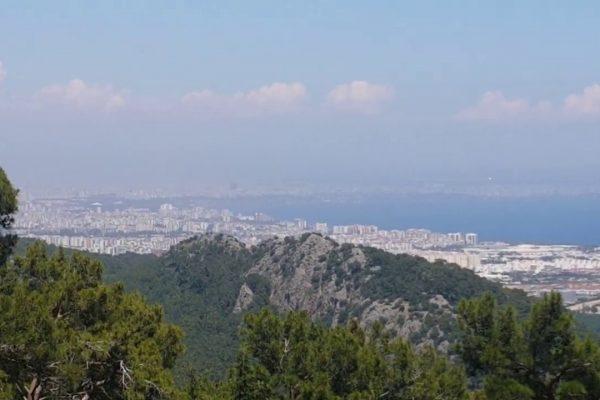Antalya Manzarası – Altınyaka Yolu Antalya Gezi Tatil Tur