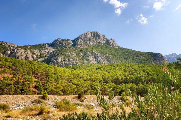 Antalya Doğal Güzellikleri – Hacısekililer Köyü Antalya Gezilecek Yerleri